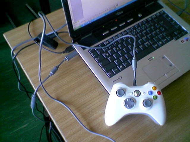 XBOX PC controller 