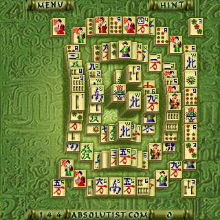 1c Absolutist.com Mahjong(Kyodai) for Palm OS   the review