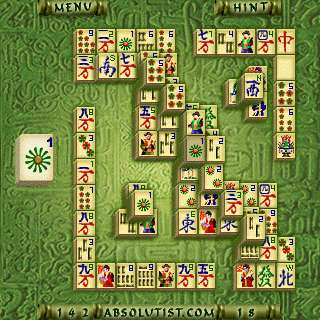 3a Absolutist.com Mahjong(Kyodai) for Palm OS   the review