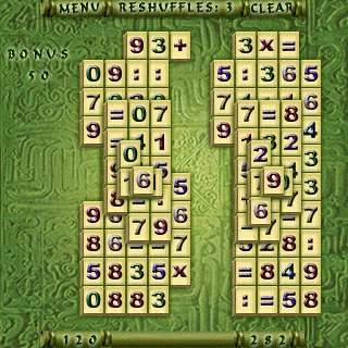 5b Absolutist.com Mahjong(Kyodai) for Palm OS   the review