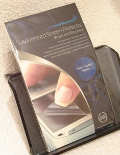 0b THROWAWAY: Proporta Centro screen protector