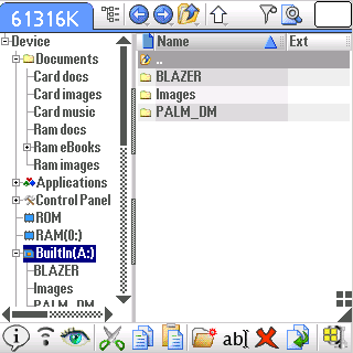 1 Resco releases Resco Suite for Palm OS